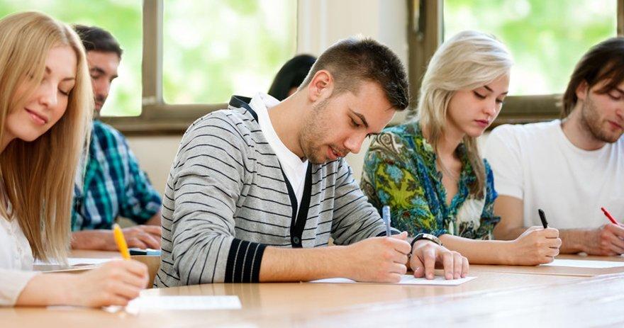 Students examination