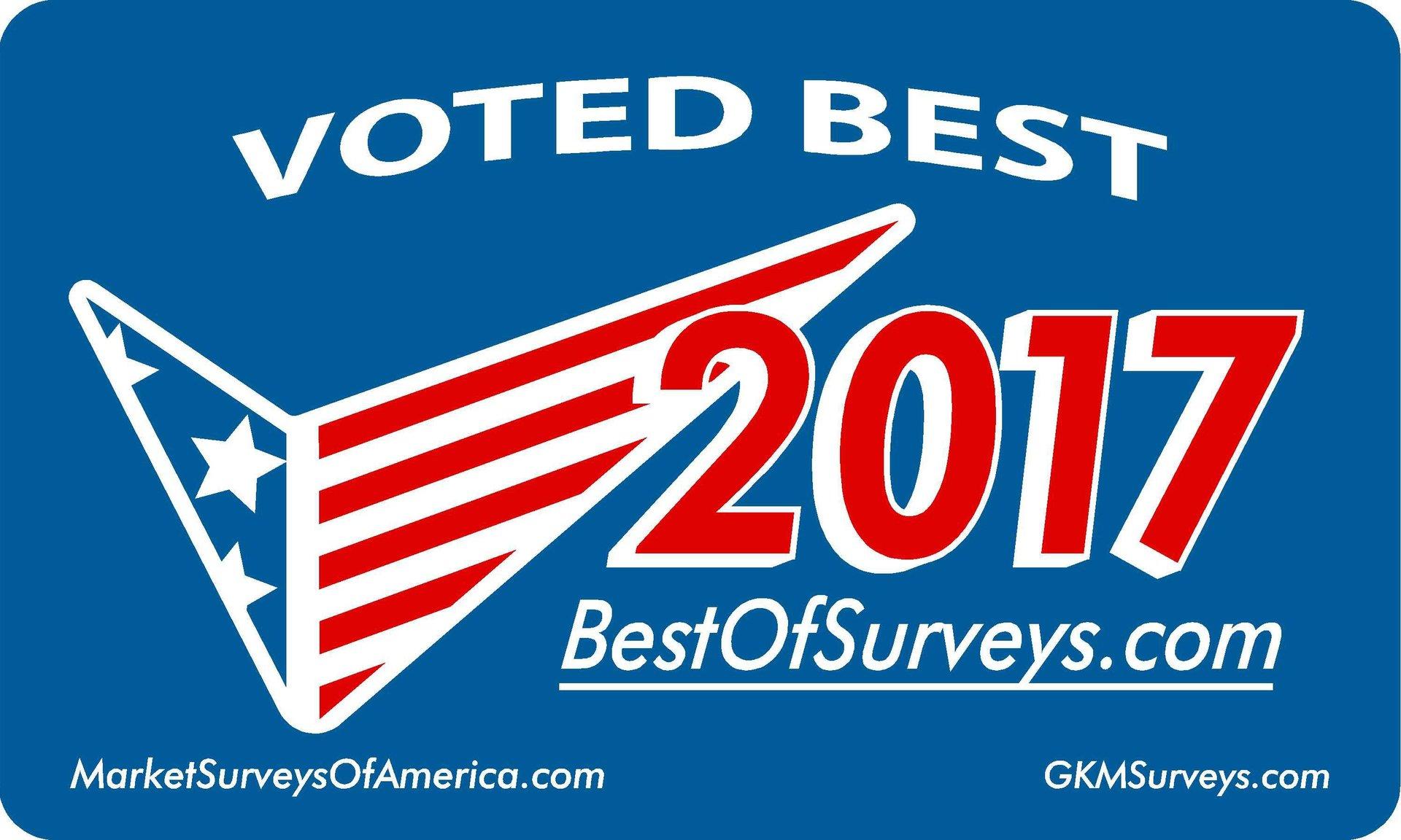 Voted Best 2017