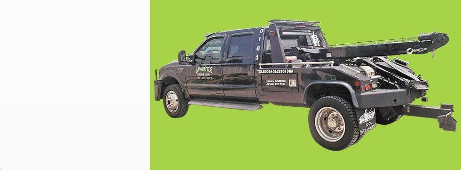 Roadside Assistance | Alvin, TX | Lawrence Wrecker Service | 281-968-8574