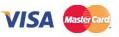 Grant Denture Clinic accepts Visa and Mastercard