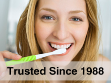 Implant Supported Dentures - Tacoma, WA - Grant Denture Clinic - Girl - Trusted Since 1988