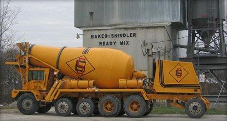 Baker-Shindler Mixer