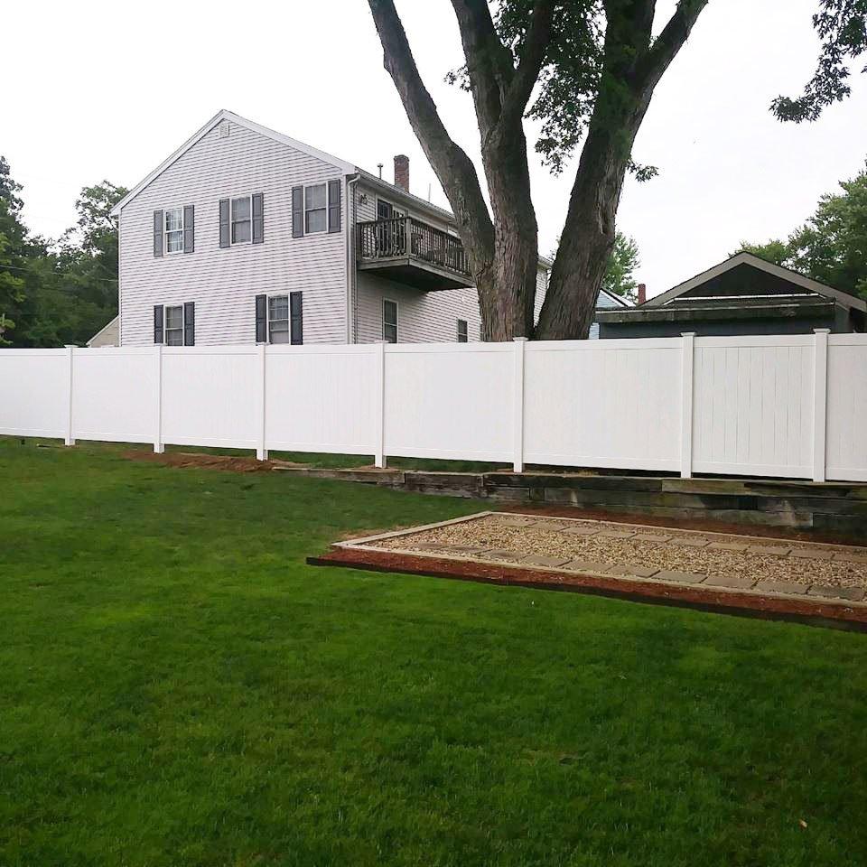 J C Fence Fencing Company North Andover Ma