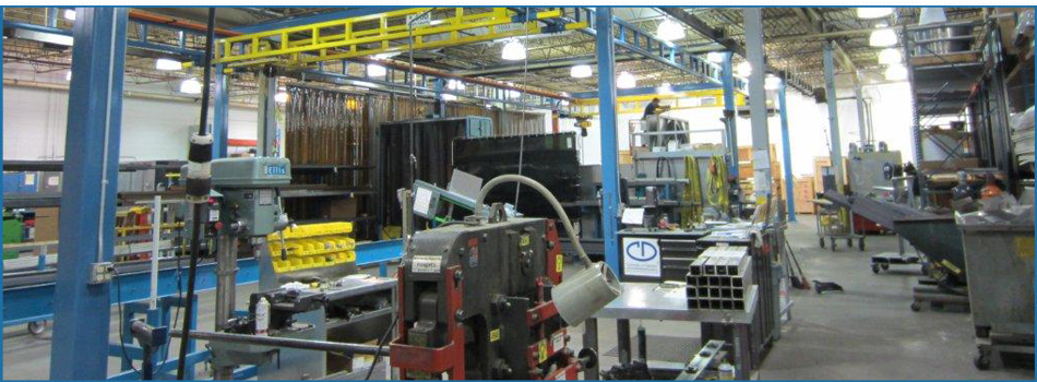Industrial electric generators