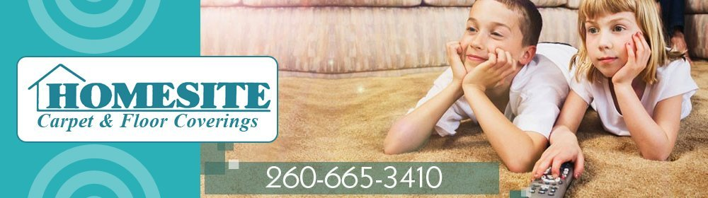 Carpet Service - Angola, IN - Homesite Carpet & Floor Coverings, Inc