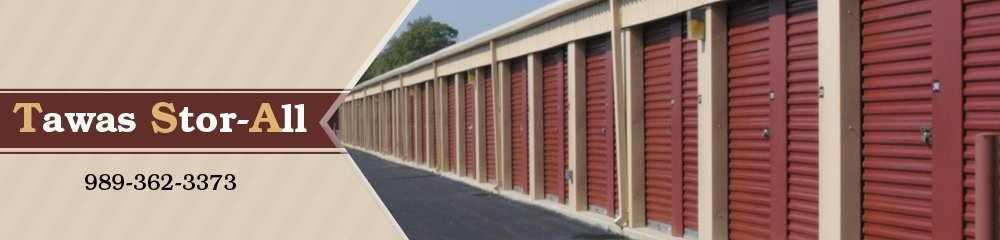 Storage Facilities - East Tawas, MI - Tawas Stor-All