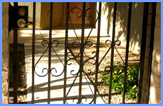 wrought iron doors | Sierra Vista, AZ | Custom Iron Arts | 520-378-1050