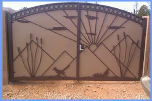 wrought iron | Sierra Vista, AZ | Custom Iron Arts | 520-378-1050