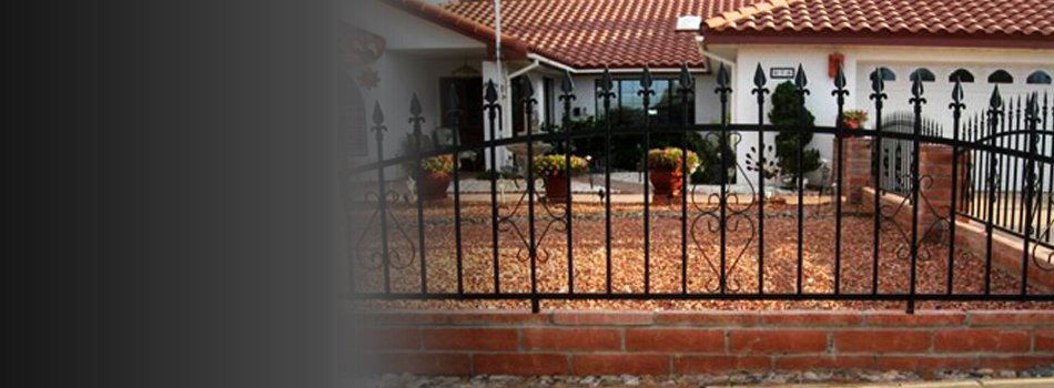 decorative iron work | Sierra Vista, AZ | Custom Iron Arts | 520-378-1050