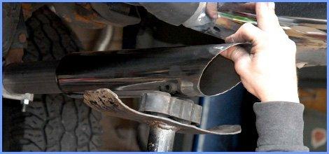 mufflers   Sierra Vista, AZ   Custom Iron Arts   520-378-1050