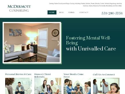 McDermott Counseling | Therapists | Visalia, CA