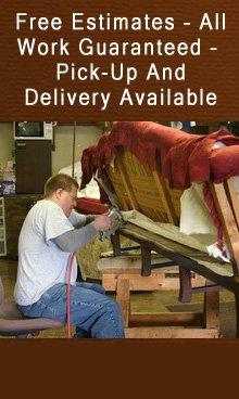 Upholstery - Arcadia, CA - Prescription Custom Upholstery