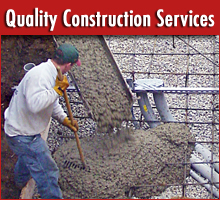 Construction Services - Sulphur Springs, TX - Bar H Concrete Construction