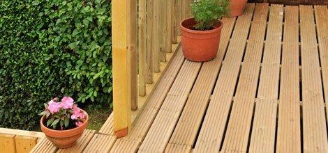 Decking | New Holland, PA | Musselman Lumber Inc. | 717-354-4321