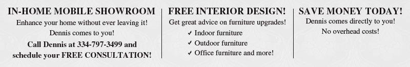 Furniture - Dothan, AL - Dennis Lee Furniture