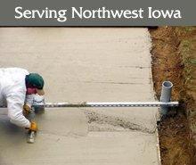 Concrete Products - Sioux Rapids, IA - Reiling Custom Concrete