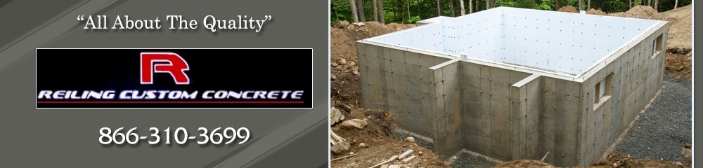 Concrete Contractor - Sioux Rapids, IA - Reiling Custom Concrete