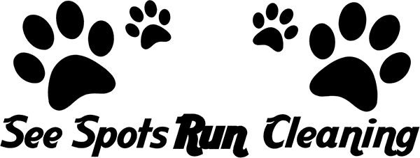 See Spots Run Cleaning - logo