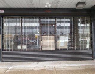Overhead Rolling Grille with motor | Philadelphia, PA | AAA Philly Overhead Doors | 215-291-0519