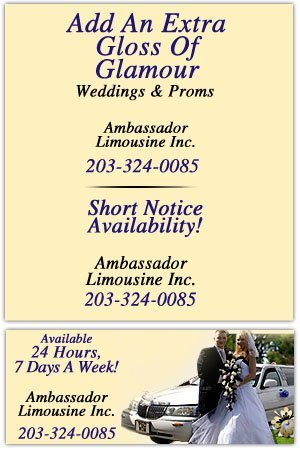 Weddings And Proms - Stamford, CT - Ambassador Limousine Inc.