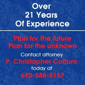 Estates - Bangor, PA - P. Christopher Cotturo Attorney At Law