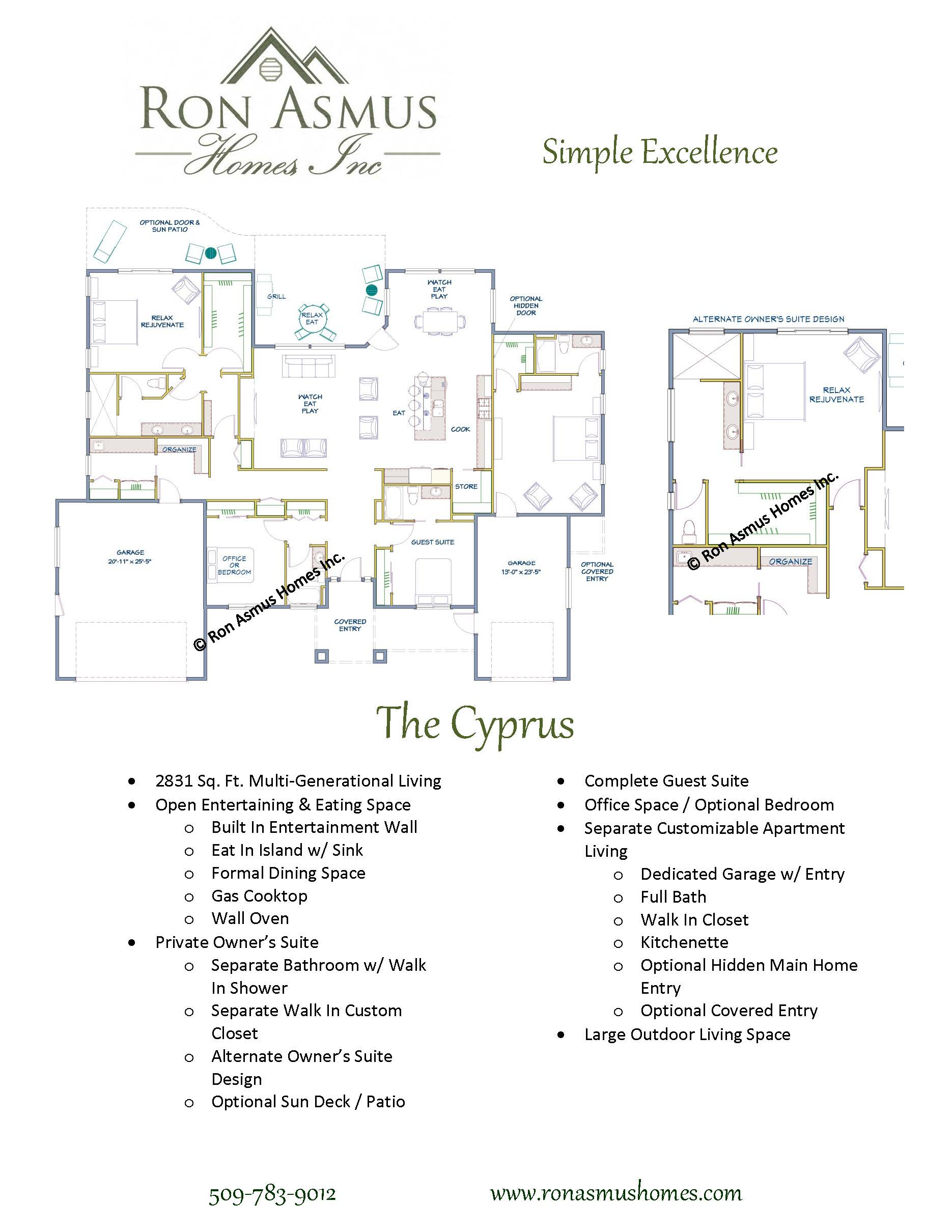 floor plans designs and layouts kennewick wa