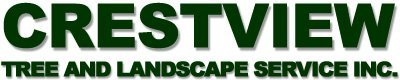 Logo for Crestview Tree And Landscape Service Inc  in New Providence, NJ, near Summit and Berkeley Heights NJ.