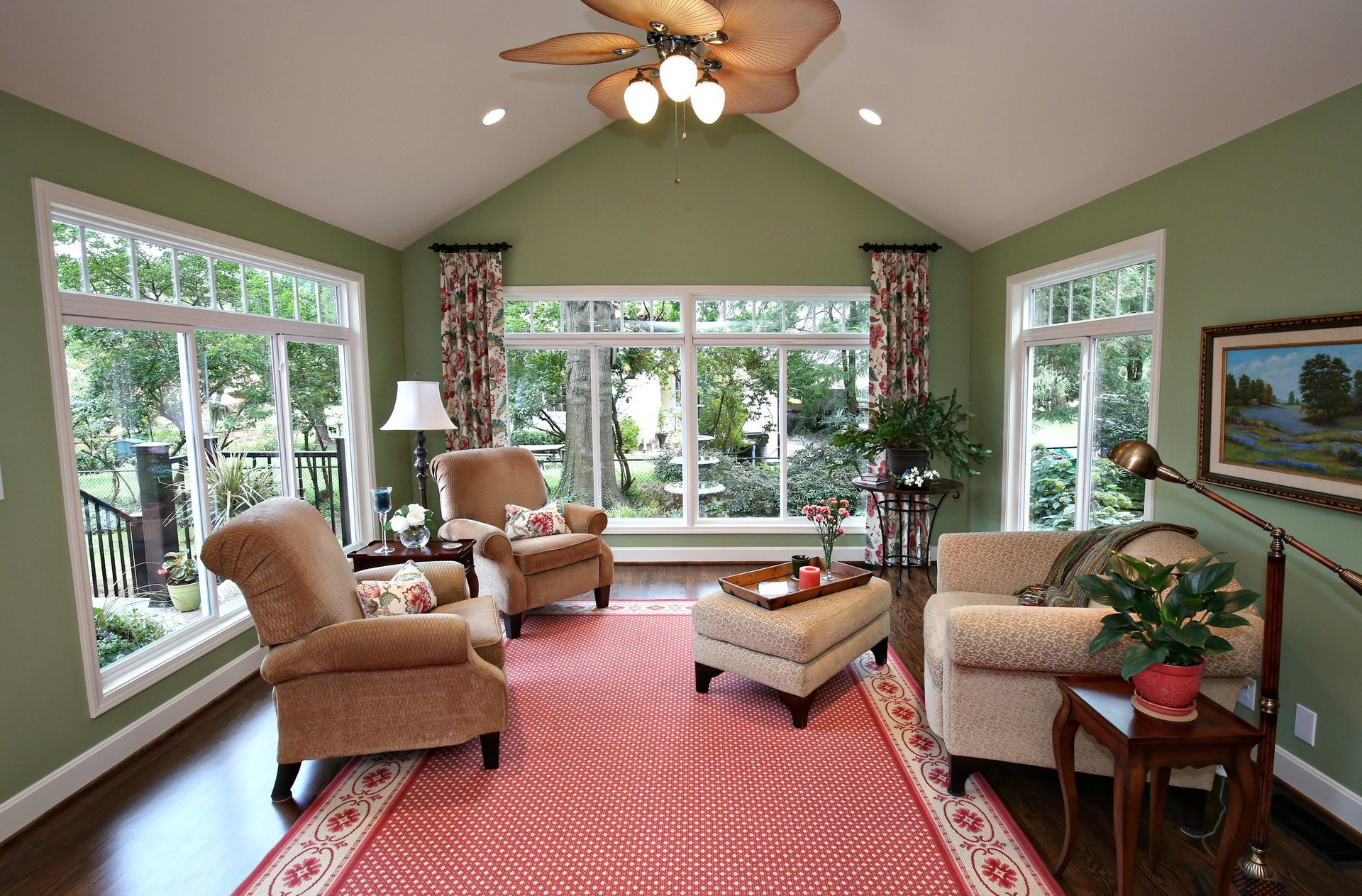 Let the Light in With a Sunroom