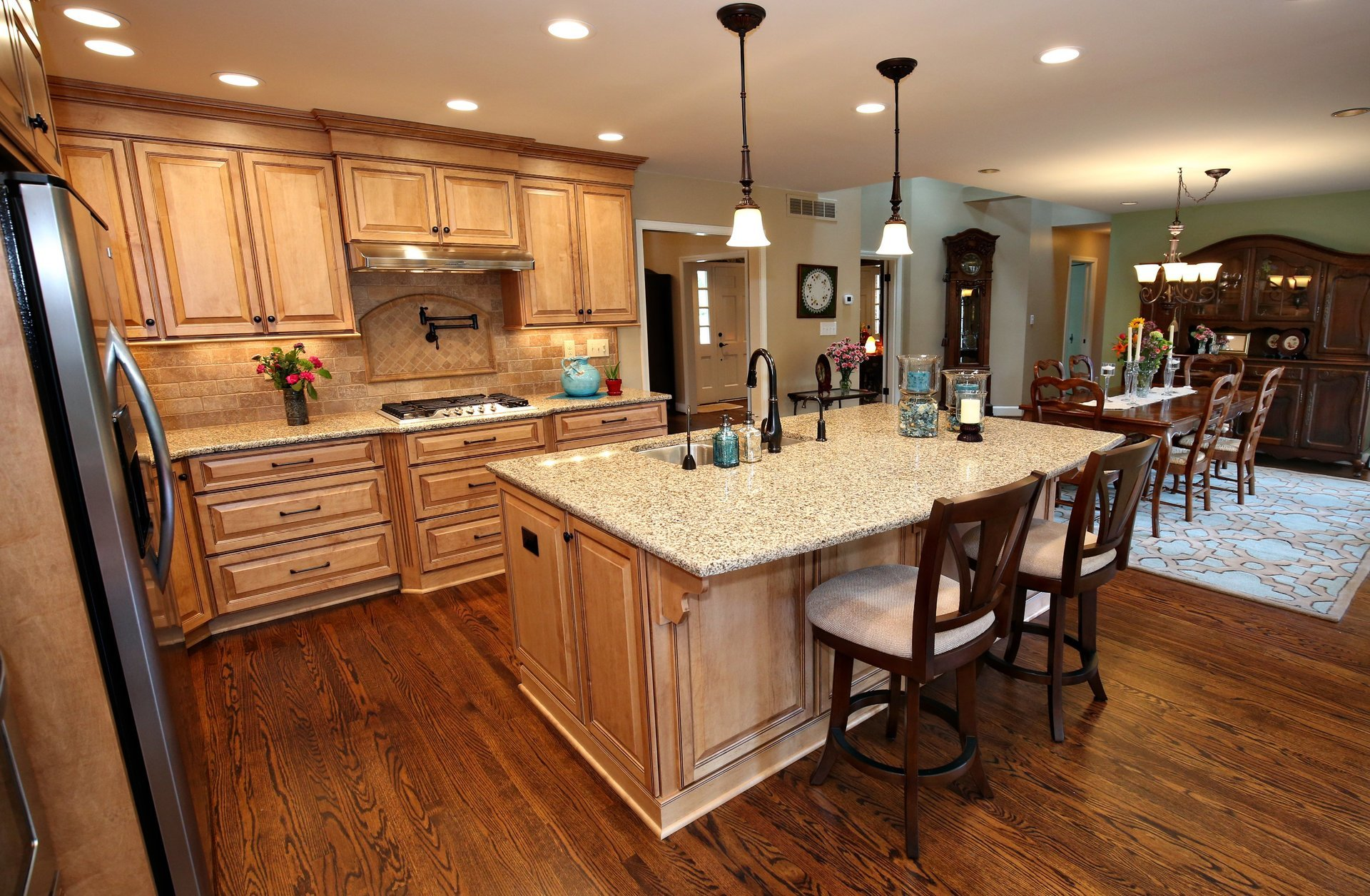 Louisville handyman remodeling remodel gallery for Kitchen remodeling louisville ky