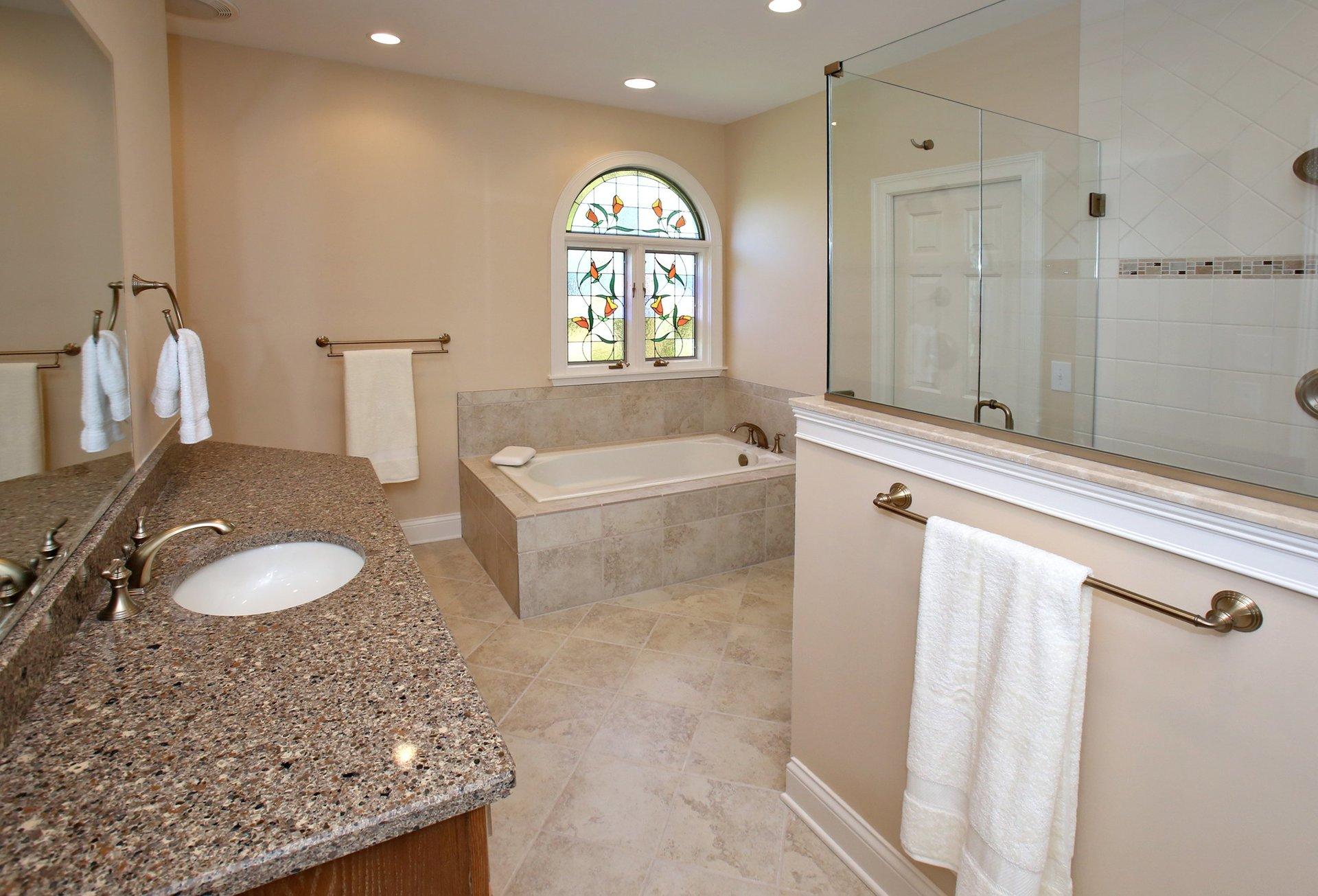 Louisville Handyman Remodeling Bathroom Gallery