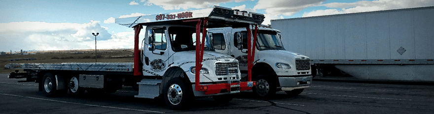 Heavy-Duty Vehicle Towing