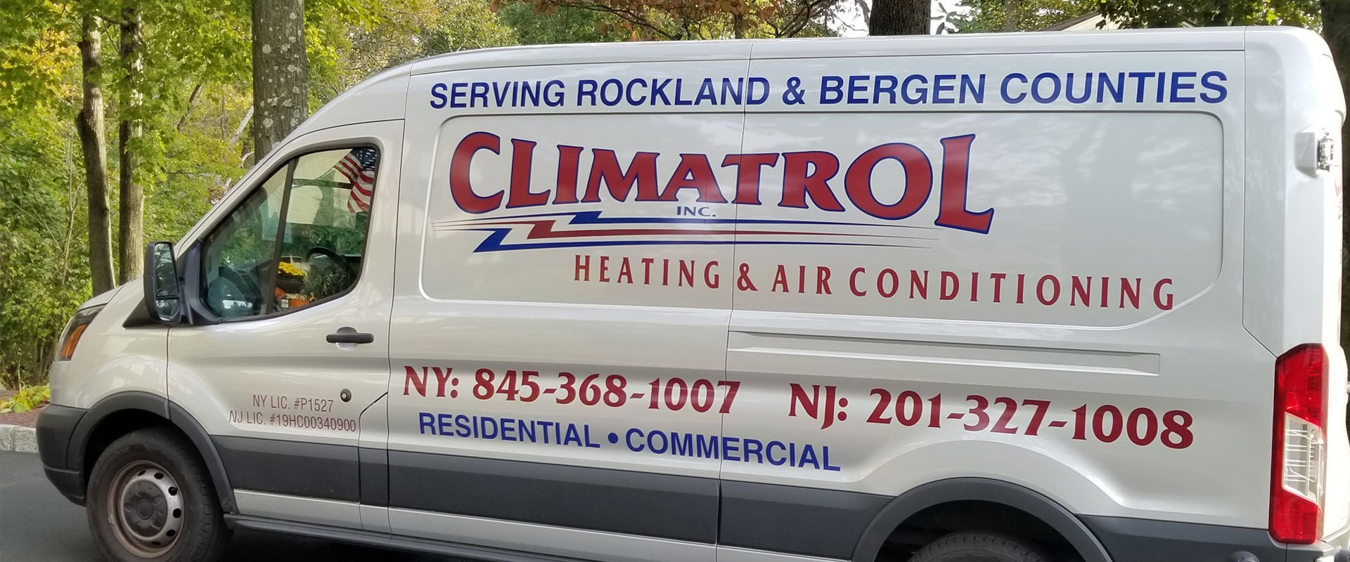 Climatrol Inc Hvac Service Suffern Ny Furnace Wiring Diagram Truck