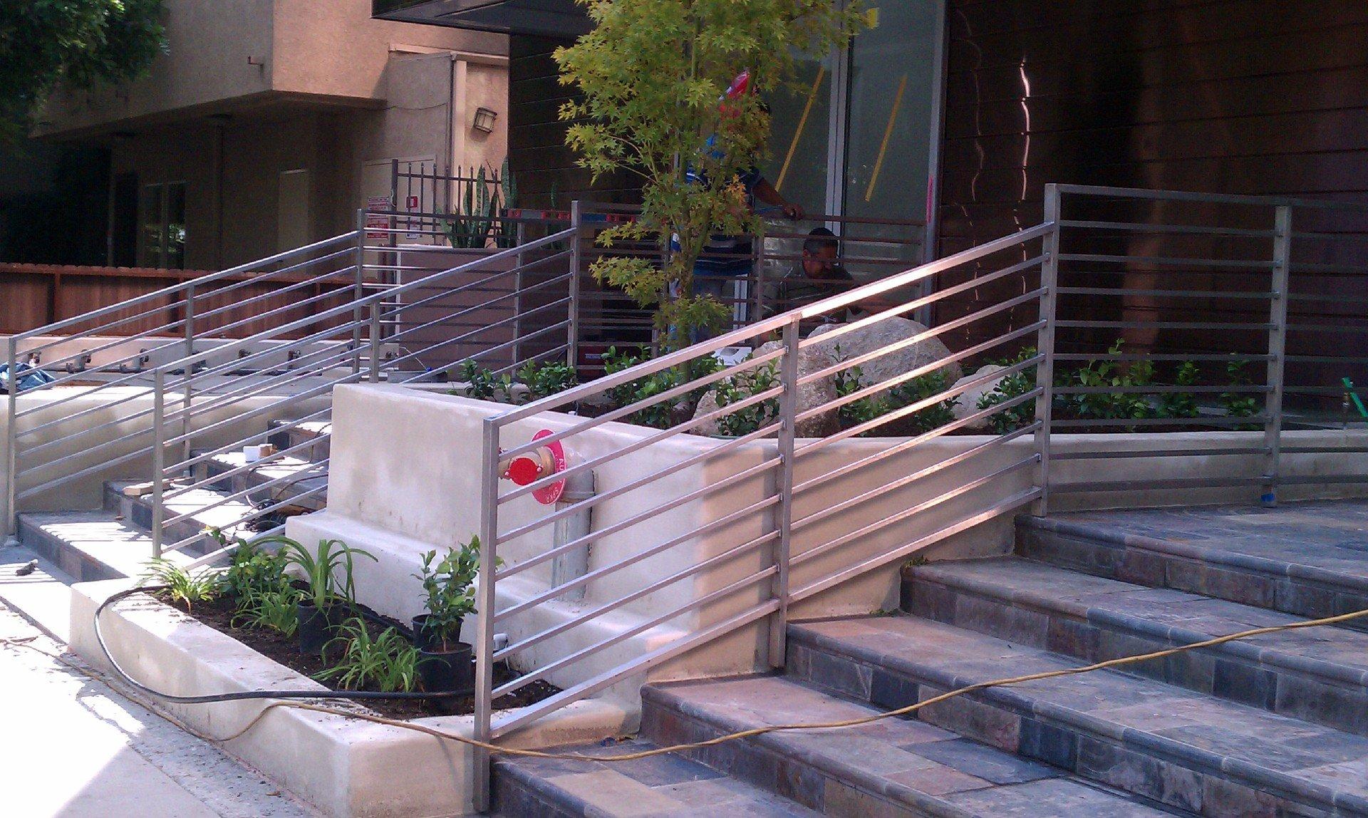 Handrails