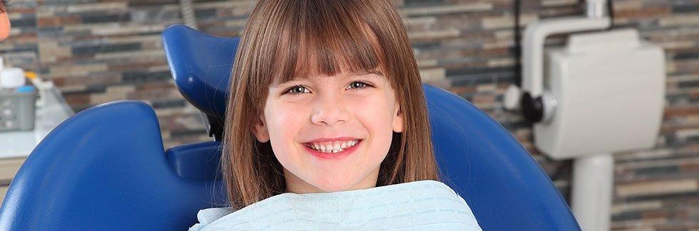 children under dental treatment