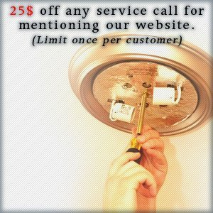 electrician - boston - haggerty electrical service - $25 off