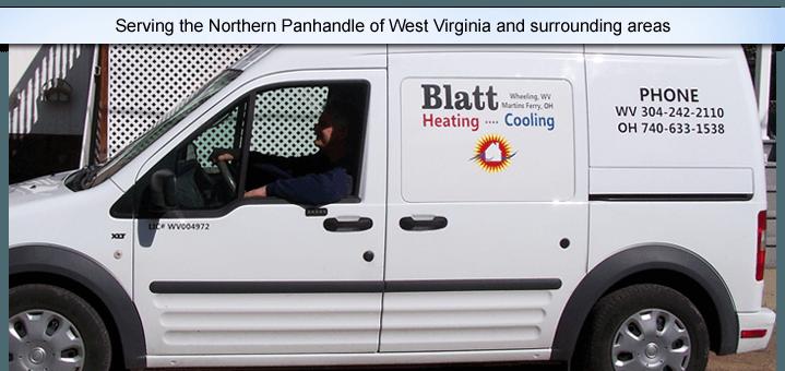 Blatt Heating & Air Conditioning  - HVAC Services - Wheeling, WV