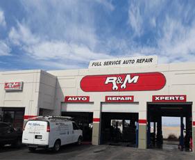 Auto Repair Building