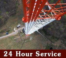 Tower Contractor - Terre Haute, IN - Sherwood Tower Service