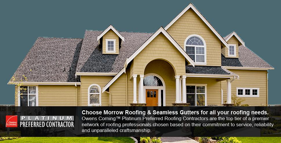 Morrow Roofing & Siding | Fayetteville, GA | 404-366-3303