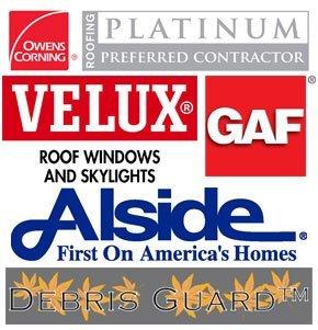 Logos | Fayetteville, GA | Morrow Roofing & Siding | 404-366-3303