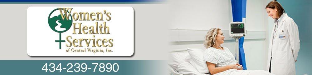 Obstetrician - Lynchburg, VA - Women's Health Services Of Central Virginia, Inc.