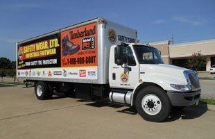 Safety Wear Trucks   Port Arthur, TX   Safety Wear, Ltd.   888-900-2668