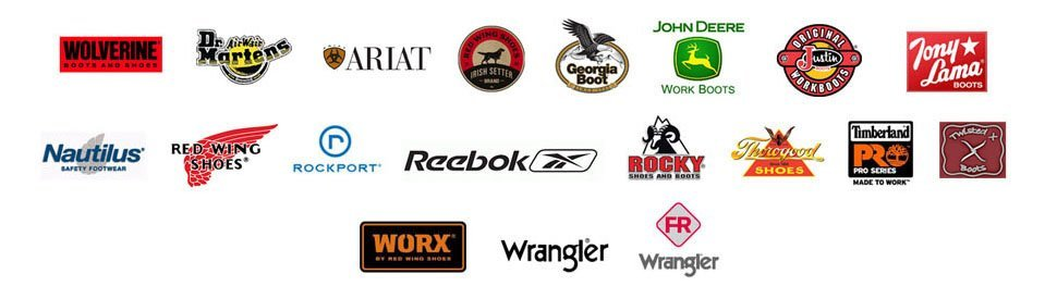 Safety Wear Product Logos