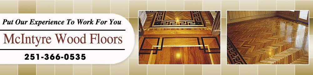 Wood Floor Services - Theodore, AL - McIntyre Wood Floors