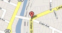KNAPP'S COLLISION & WEISS MOTORS - 101 Crain Av., Kent, OH 44240