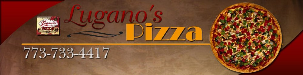 Pizza Parlor - Chicago, IL - Lugano's Pizza