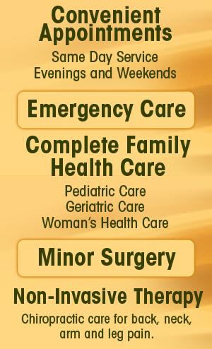 Emergency Health Care - Elizabethtown,  PA - Elizabethtown Family Health Center
