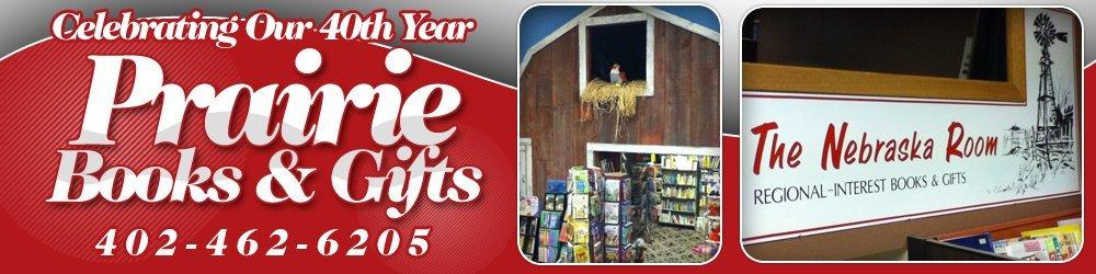 Bookstore Hastings, NE - Prairie Books & Gifts