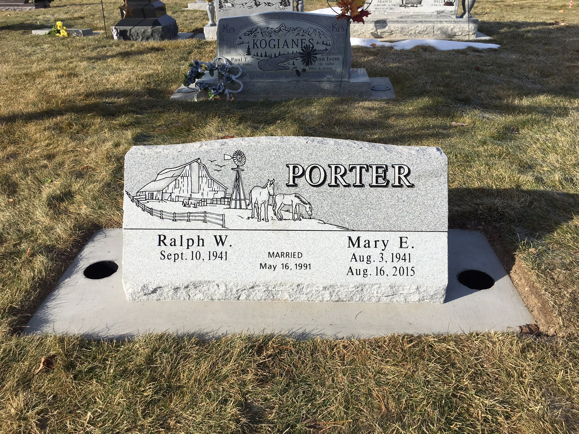 Spanish Fork Cemetery