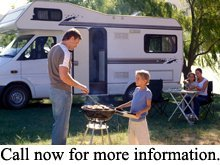 Mobile Home - Kingston, TN - Four Seasons Campground - Call now for more information.